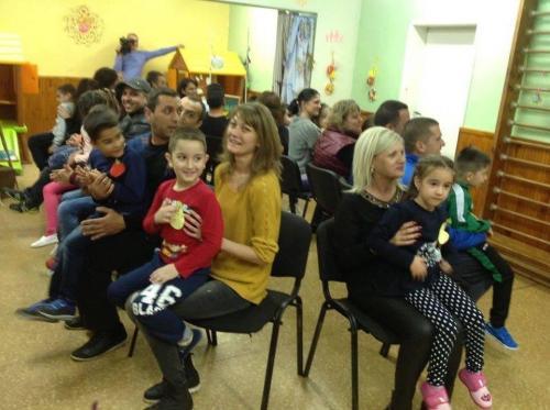 Съвместни дейности със семействата на децата