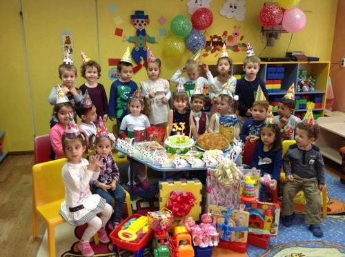 На рожден ден - любими празненства